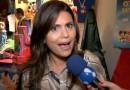 """Aline Barros diz que ora pelos homossexuais e afirma: """"Eles sabem que é pecado""""."""