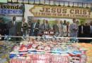 Catedral das Assembleias de Deus em Itaguaí arrecada mais de 25 toneladas de alimentos