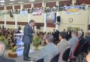 Assembleia de Deus em Cosmos festeja aniversário do pastor Eleazar Torres