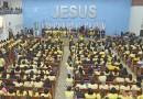 Assembleia de Deus em Cosmos comemora 40º aniversário da CIBE