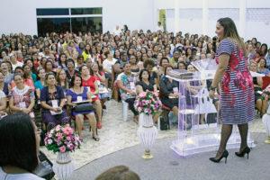 Ministração com a pastora Silvana Nunes