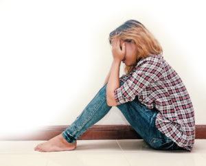 cristã com depressão