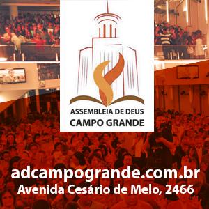 Assembleia de Deus Campo Grande