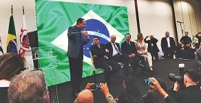 """""""Valores evangélicos são inegociáveis"""", diz Malafaia a Alckmin e Doria"""